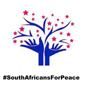 #SouthAfricansForPeace Thumb Image