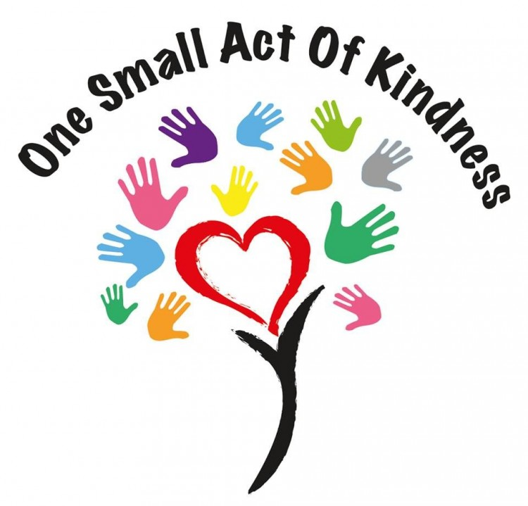 One Small Act of Kindness Logo