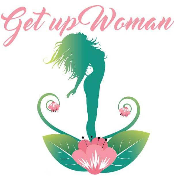 Get Up Woman  Logo