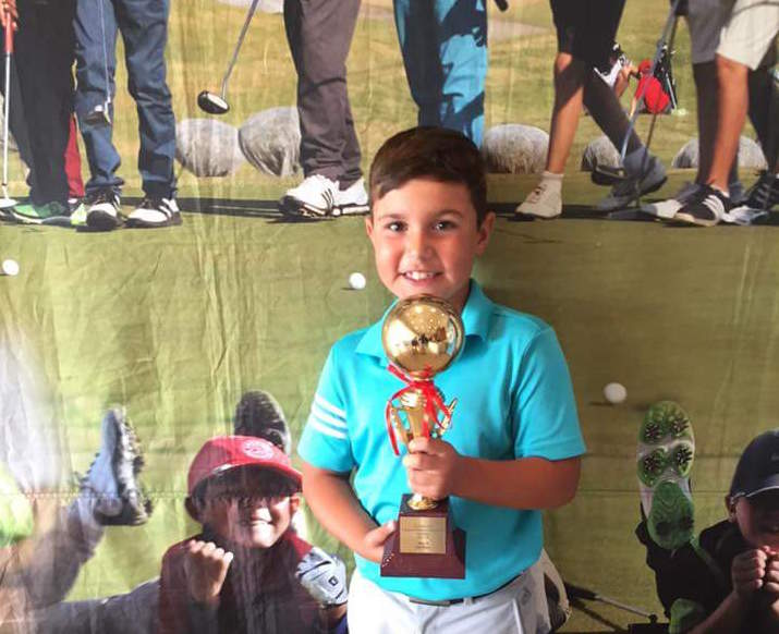Get Rico to Kids Golf World Championships Thumb Image