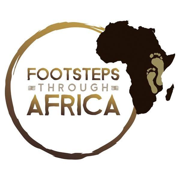 Footsteps Through Africa Logo