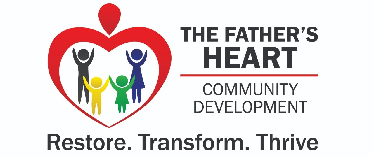 The Fathers Heart Community Development Logo