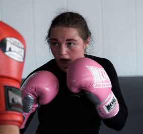 Cassandra Le Roux Training Camp Cause Logo