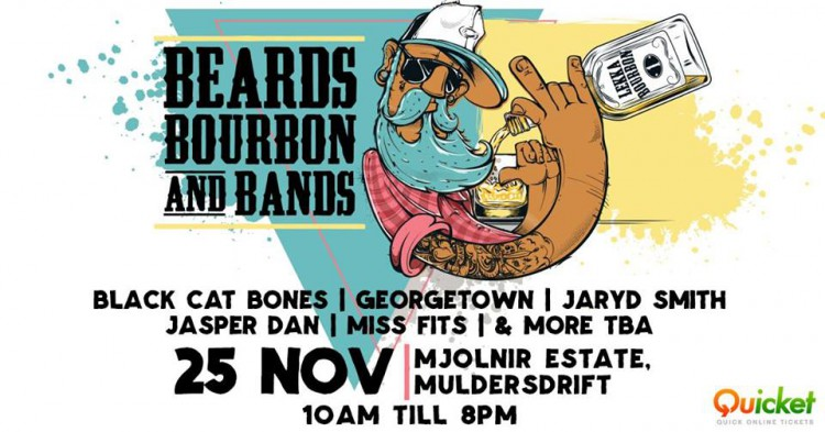 Beards, Bourbon and Bands Thumb Image