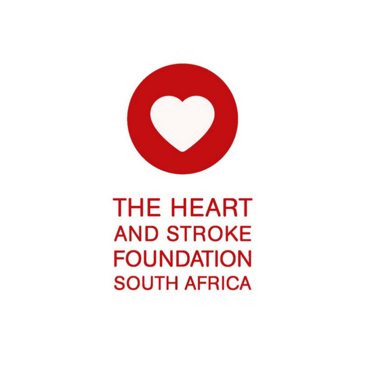 Heart and Stroke Foundation South African NPC Logo