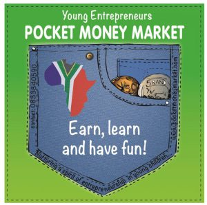 Young Entrepreneurs Pocket Money Market Logo