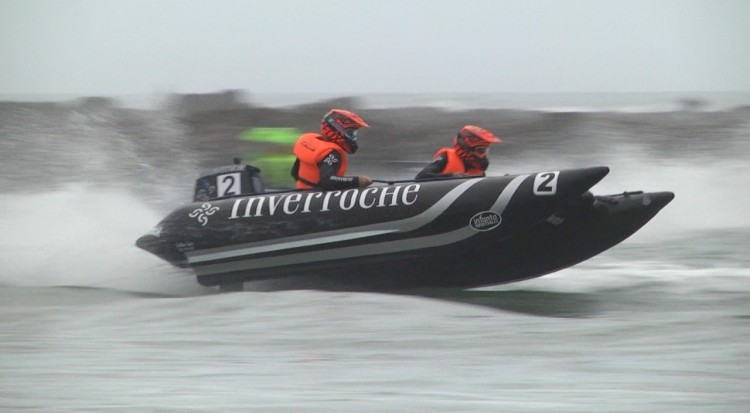 Raynor's Powerboat Race Logo