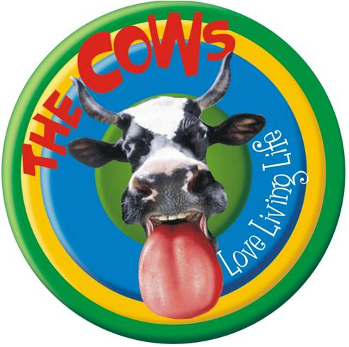 The Cows 2010 (Terminated see 2011) Logo