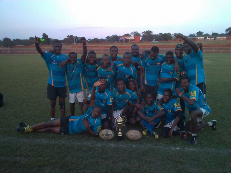 Malawi 7s Rugby Team Thumb Image