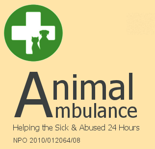 Animal Ambulance Pet Shelter  Logo