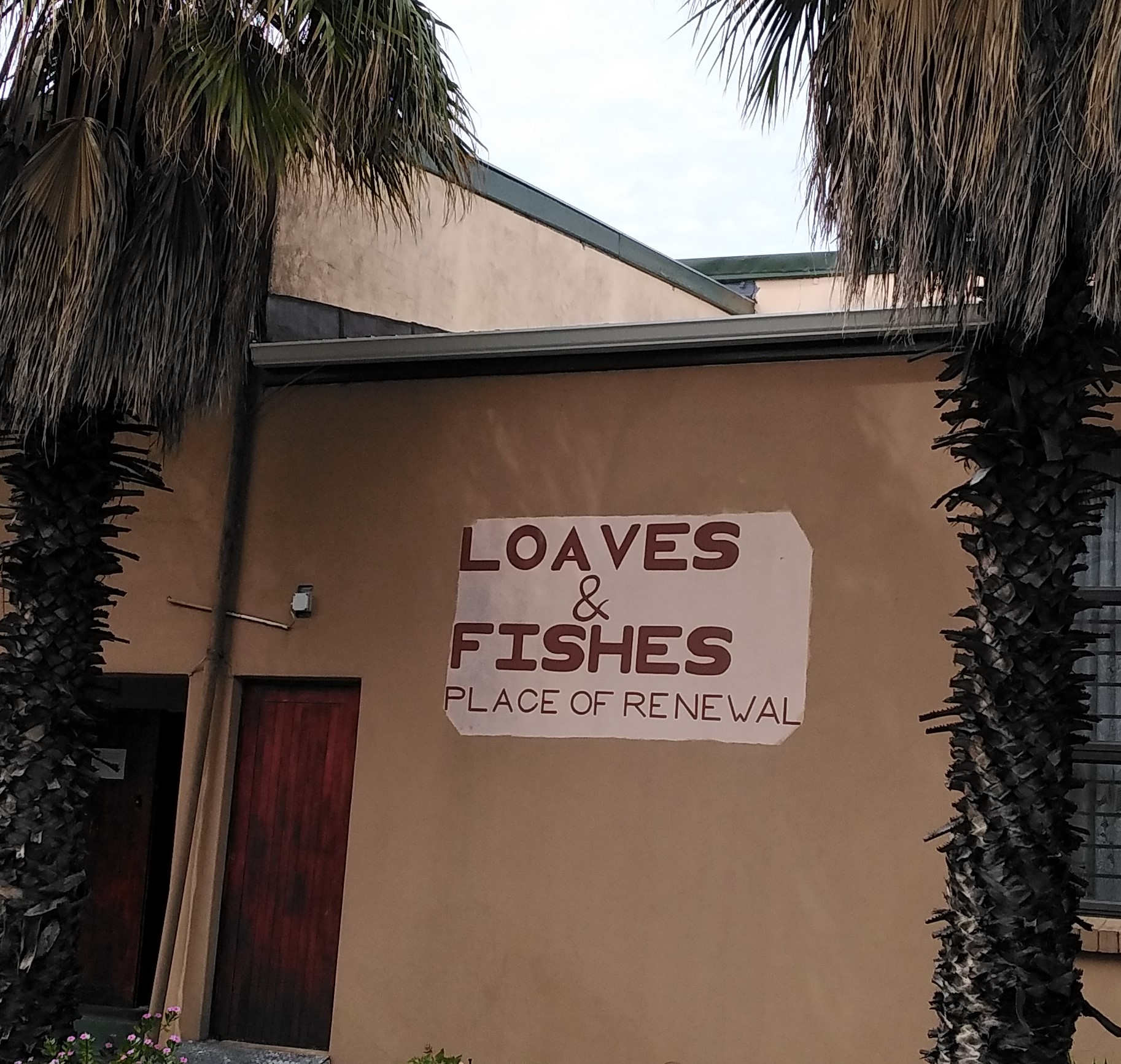 Loaves and Fishes, Centre of Renewal Logo