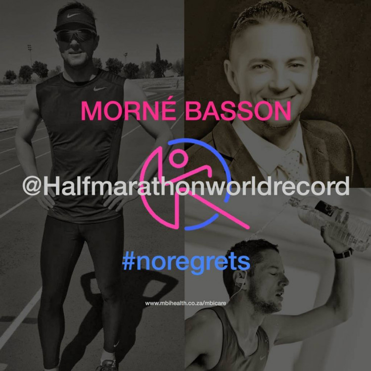 Morne Basson Marathon Cause Logo