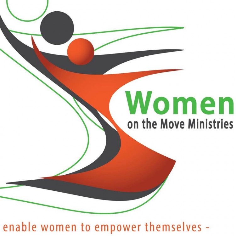 Women on the Move 4 Christ Ministries Logo