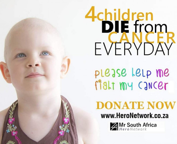 Fighting against Childhood Cancer Thumb Image