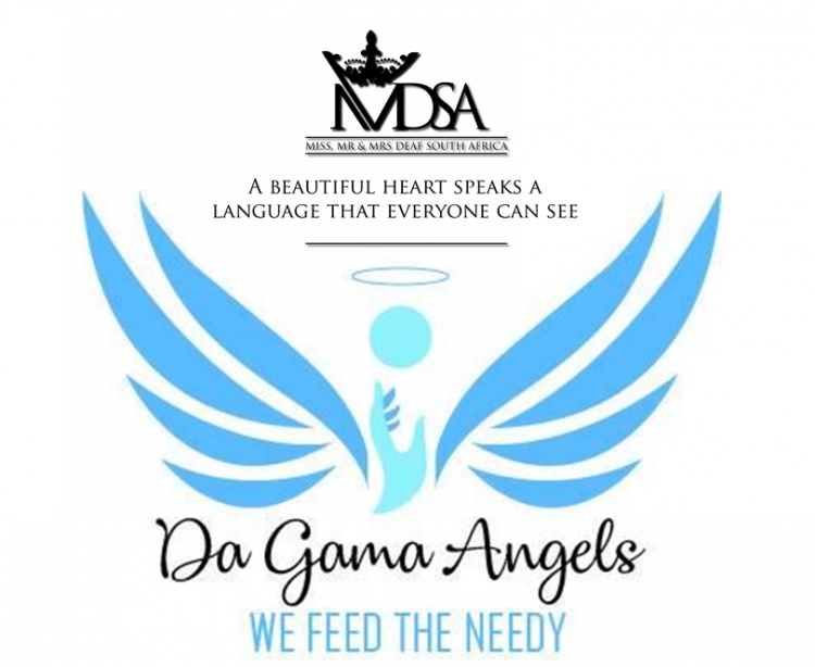 Da Gama Angels Support Cause Logo