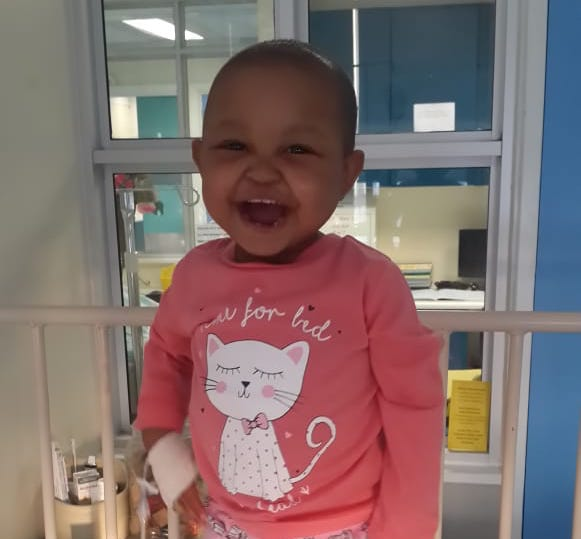 Give baby Isabella a fighting chance! Logo