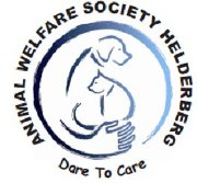 Animal Welfare Society Helderberg Logo