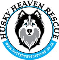 Husky Heaven Rescue  Logo