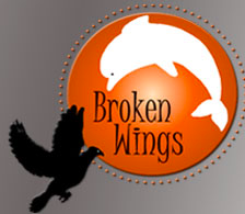 Broken Wings Association for Adults with  Disabilities Logo