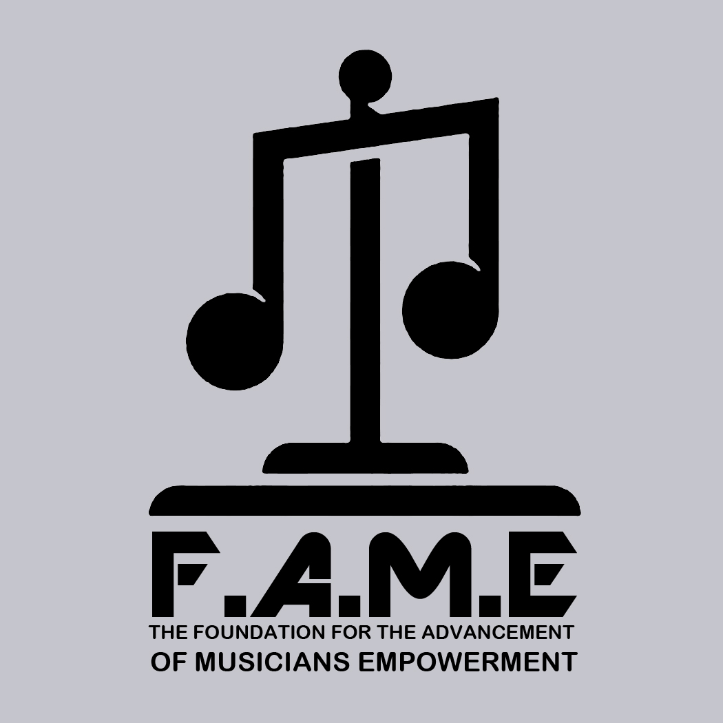 The Foundation for the Advancement of Musicians Empowerment NPO Logo