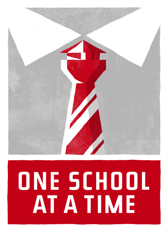 One School at a Time Logo