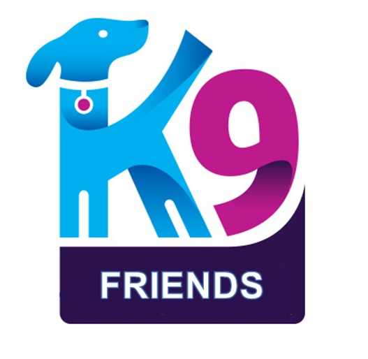 Friends of K9 Trust Logo