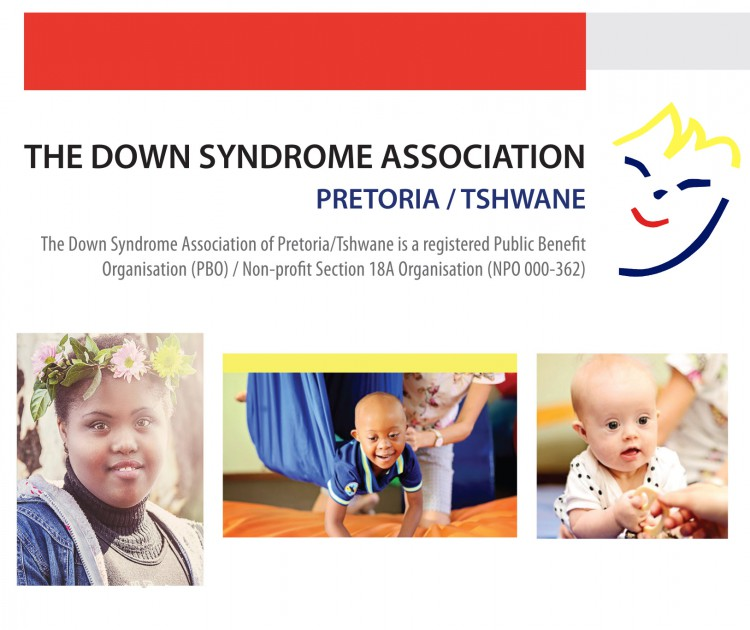 The Down Syndrome Association Pretoria Logo