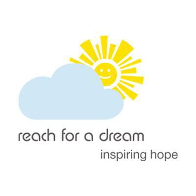 The Reach For A Dream Foundation Logo