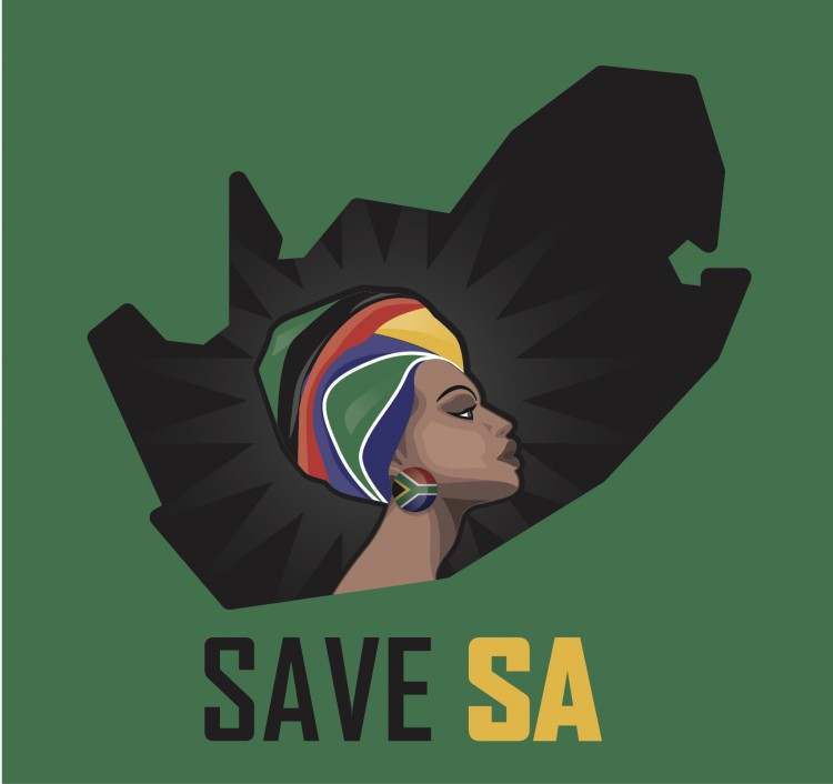 Save South Africa Logo