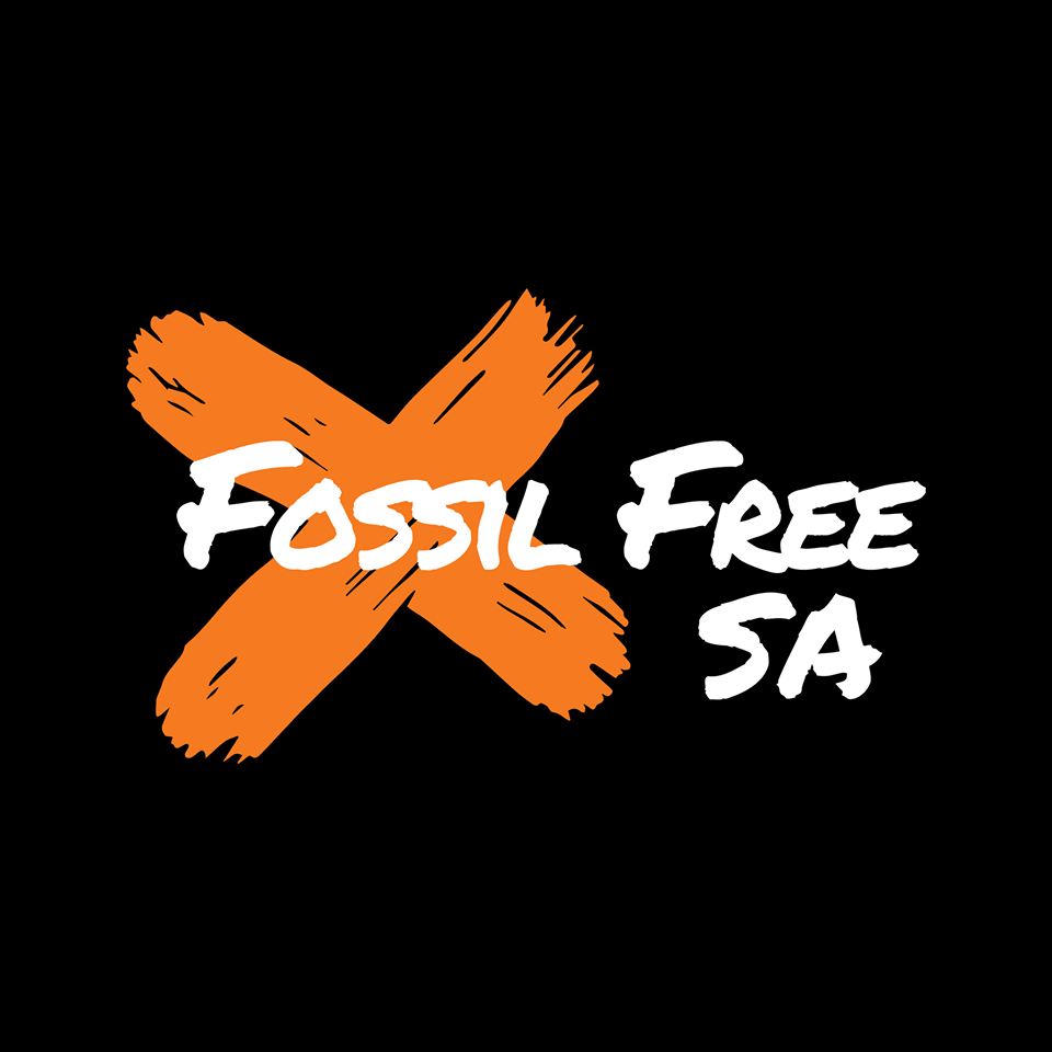 Fossil Free South Africa  Logo