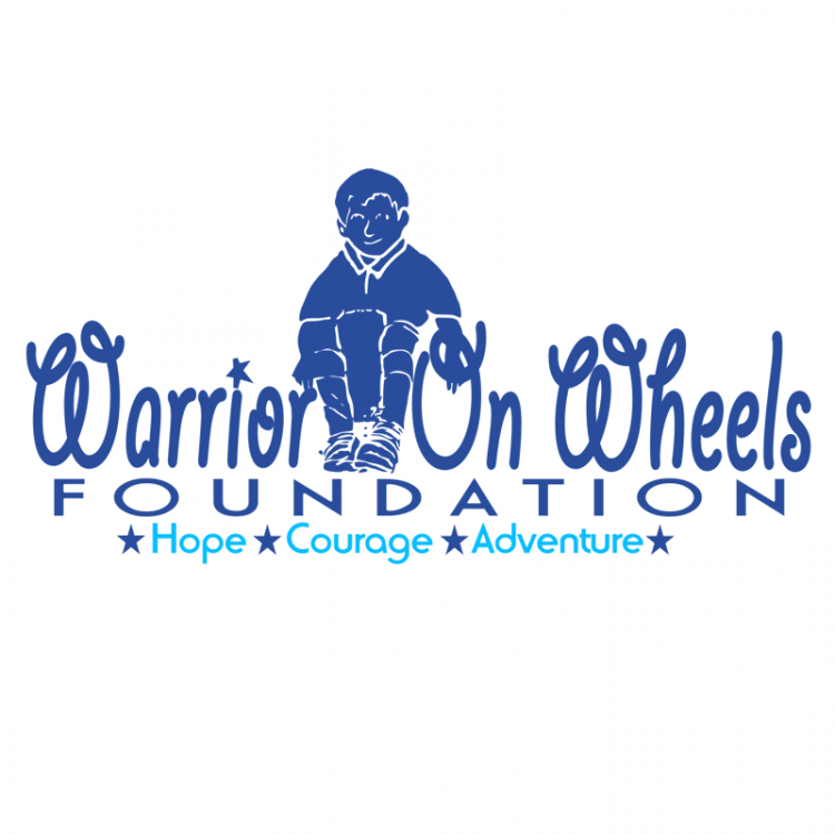 Warrior On Wheels Foundation Logo