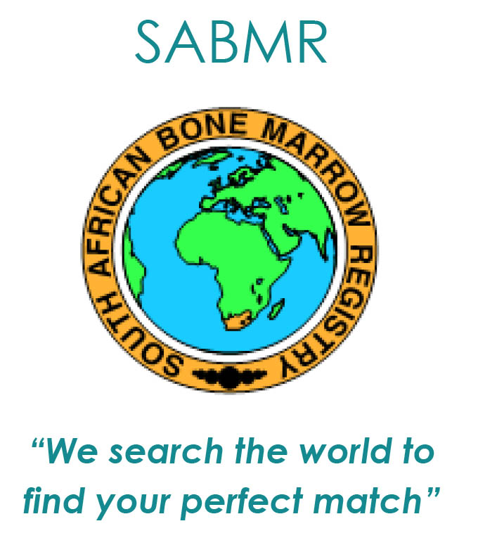 The South African Bone Marrow Registry Logo