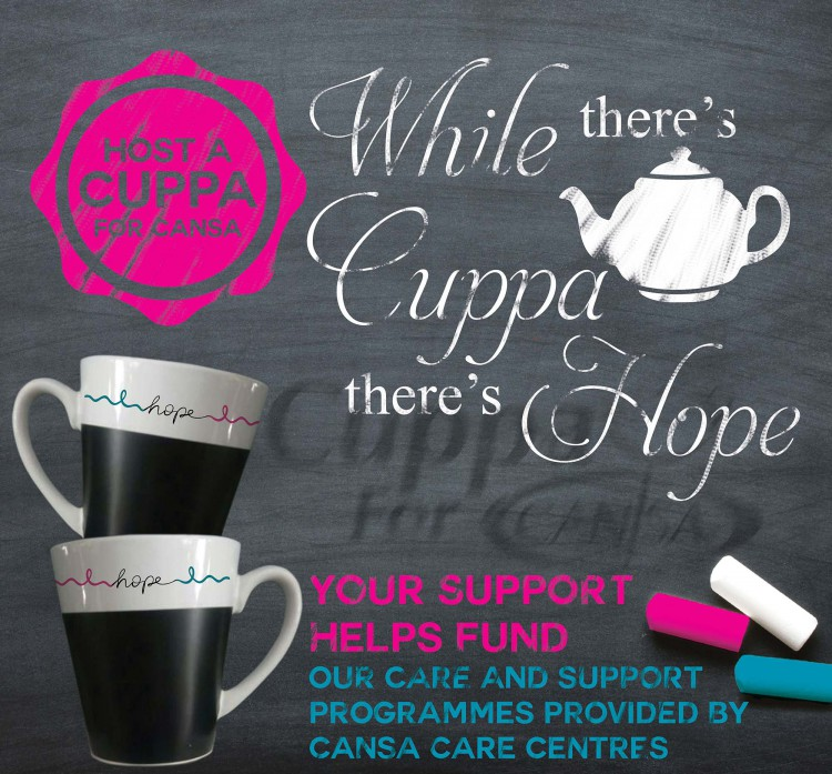Cuppa for CANSA Thumb Image