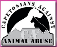Capetonians Against Animal Abuse Logo
