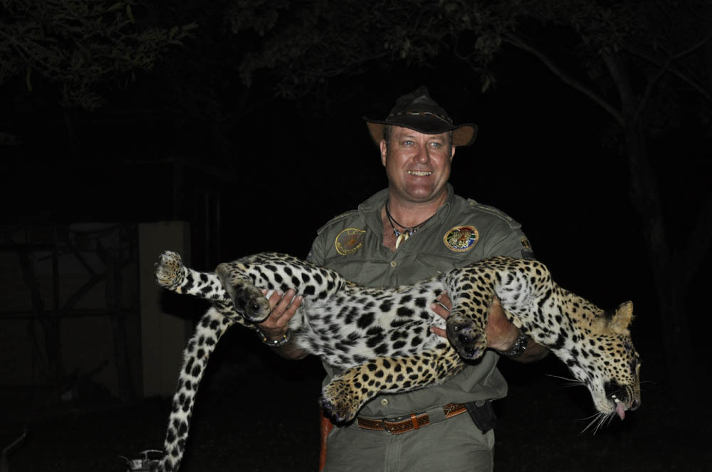 Leopard Conservation Project Thumb Image