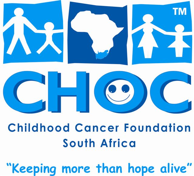 CHOC Childhood Cancer Foundation Logo