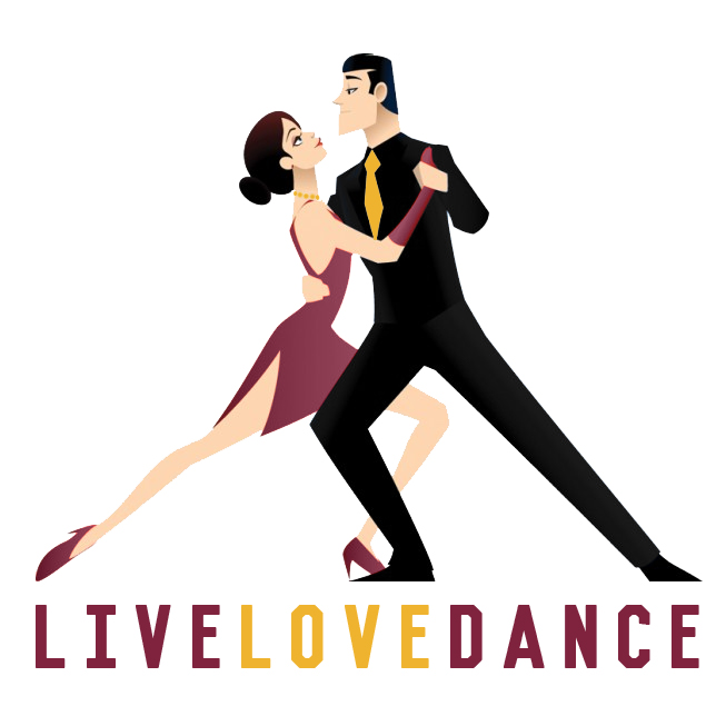 Intervarsity Ballroom and Latin american competitions Logo
