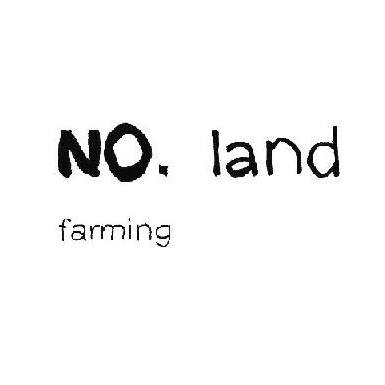 No. Land Farming Logo