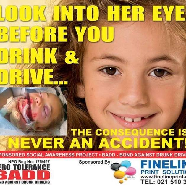 Bond Against Drunk Drivers Logo