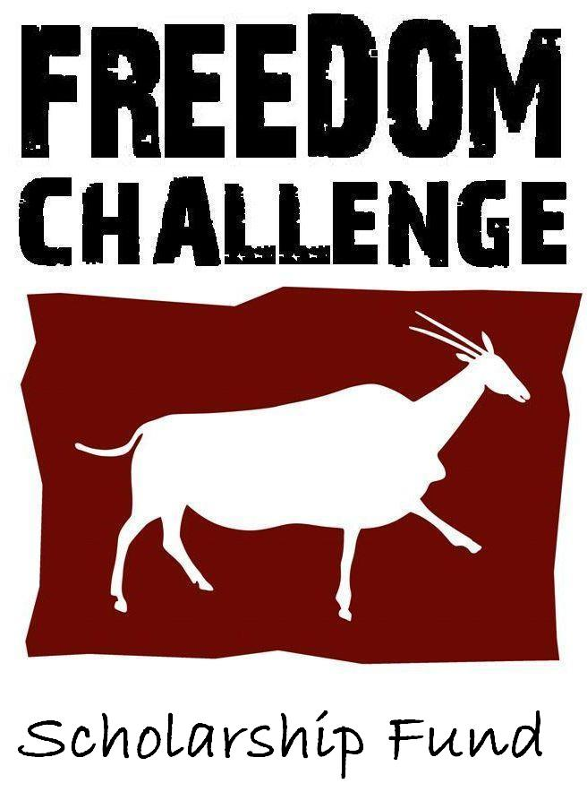 Freedom Challenge Scholarship Fund Logo
