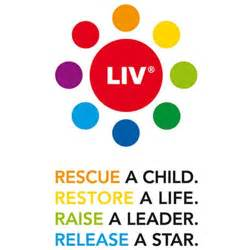 Julie's Journey for LIV Logo