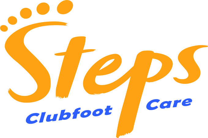 Steps Charity NPC Logo