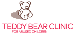 The Teddy Bear Clinic for Abused Children Logo