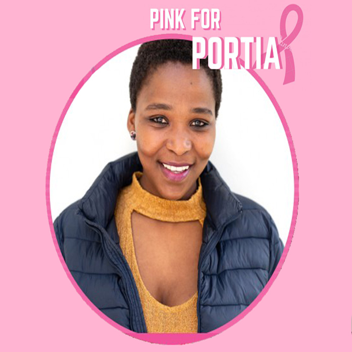 Pink for Portia Name