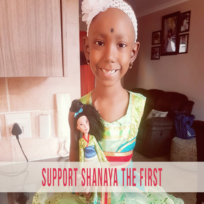 Support Shanaya the First Name