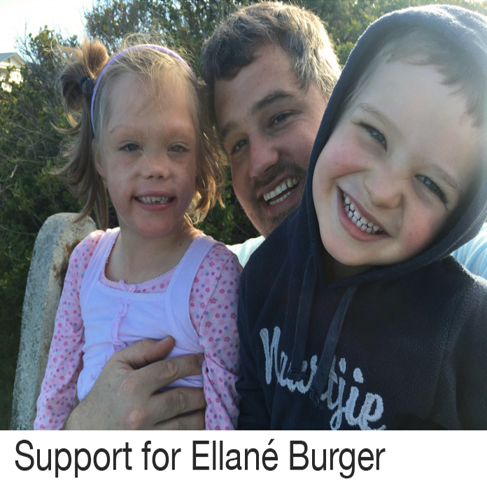 Support for Ellané Burger Name