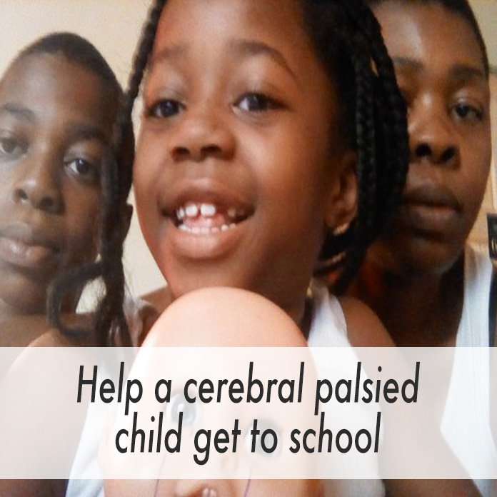 Help Nqobile get to school Name