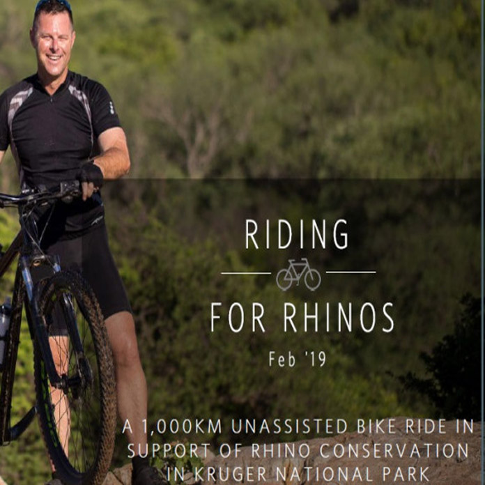 Riding for Rhinos Name