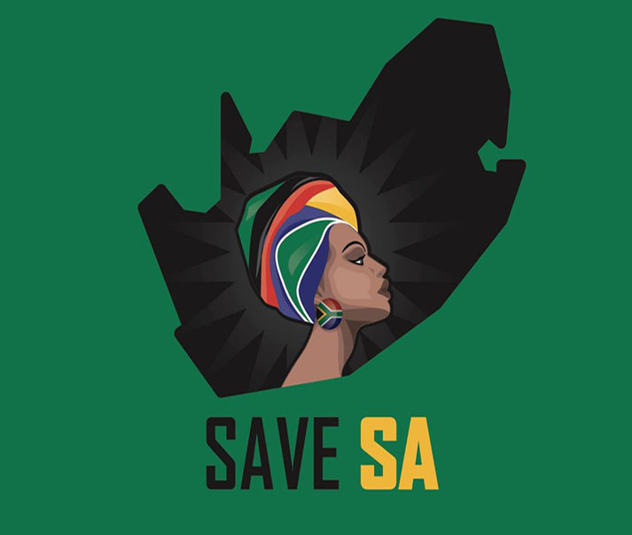 Save South Africa Name