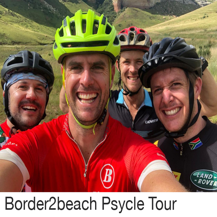 Border2beach Psycle Tour Name
